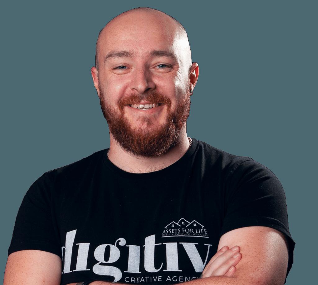 George Challiss, Creative Director of Digitiv