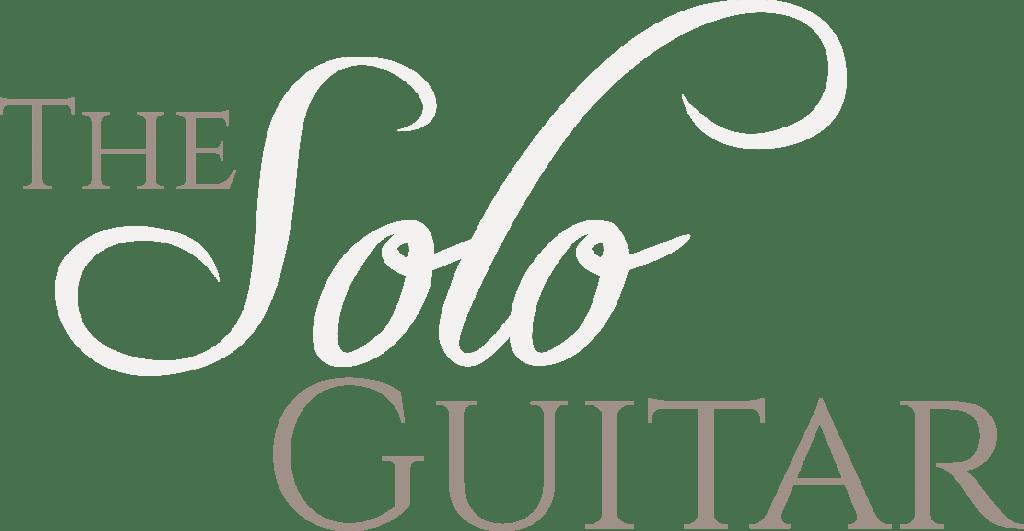 The Solo Guitar logo