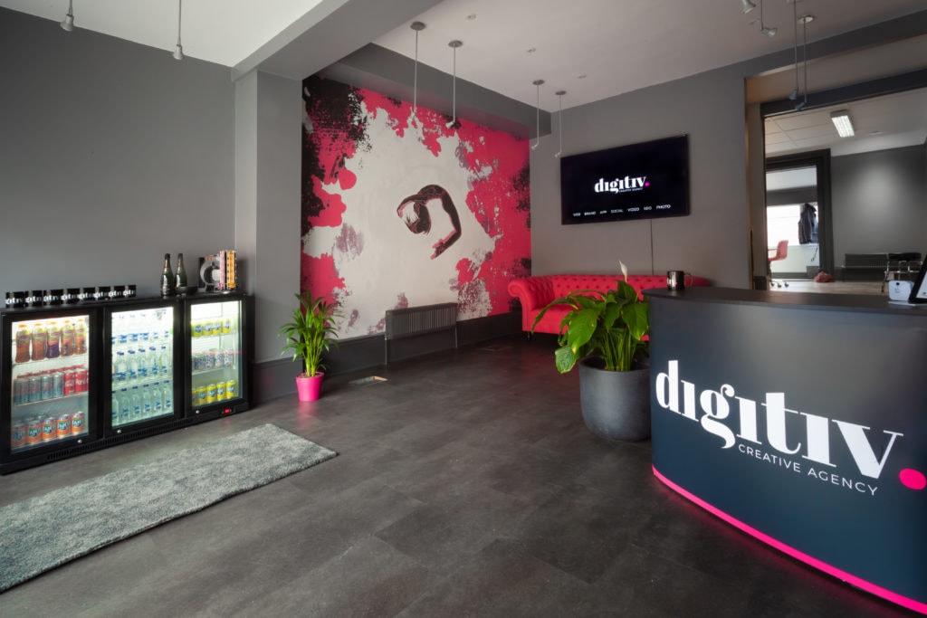 Digitiv. Colchester website design